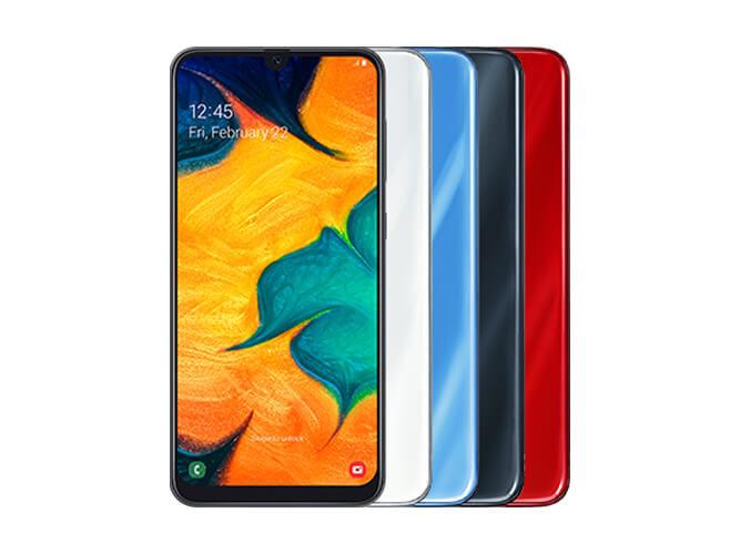 SAMSUNG au Galaxy A30 SCV43 の買取価格
