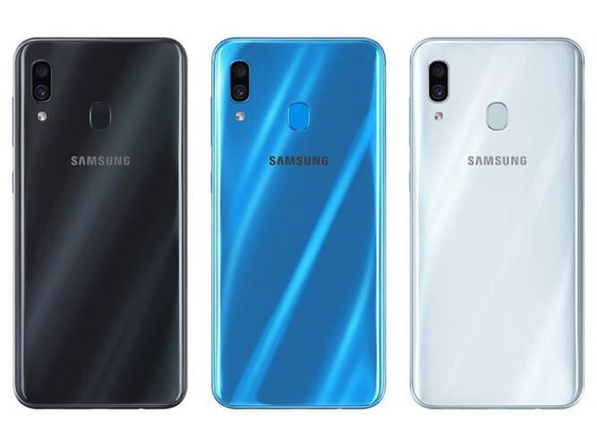 SAMSUNG Galaxy A30 Dual-SIM SM-A305F/DS の買取価格