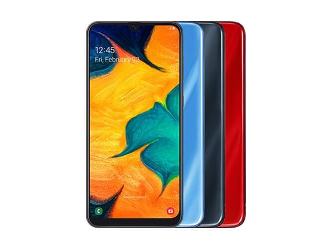 SAMSUNG UQmobile Galaxy A30 SCV43 の買取価格