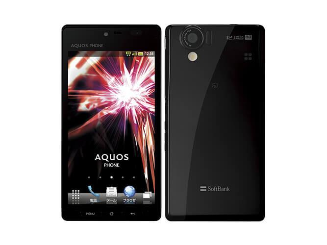 AQUOS PHONE 102SH SHARP SoftBank の買取価格