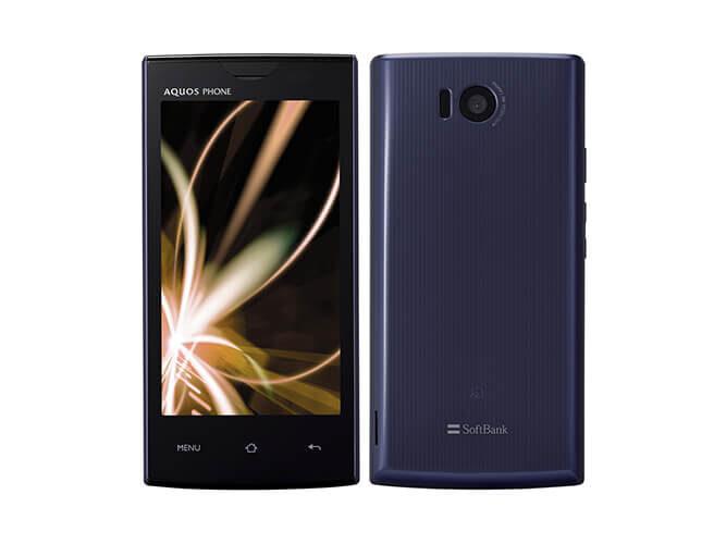 AQUOS PHONE 103SH SHARP SoftBank の買取価格