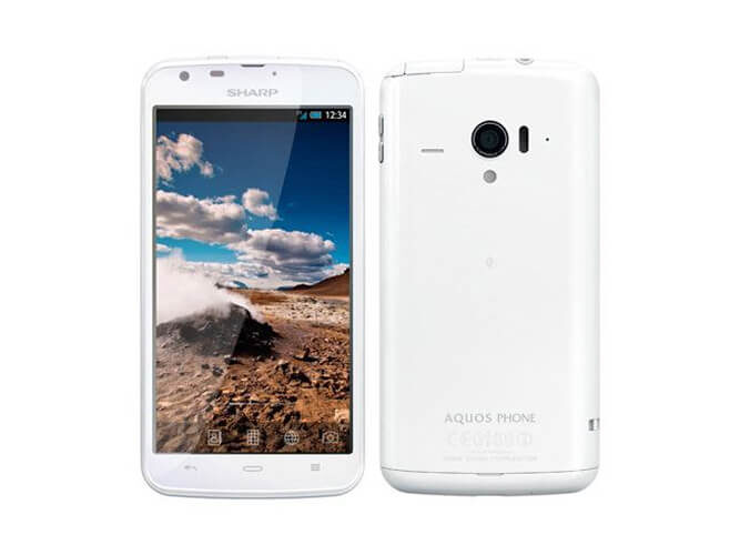 AQUOS PHONE SH90B SHARP の買取価格