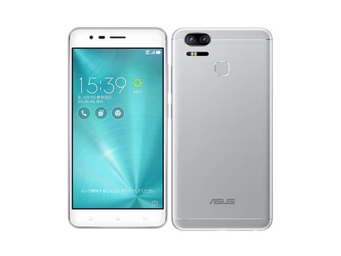 ASUS ZenFone Zoom S ZE553KL の買取価格