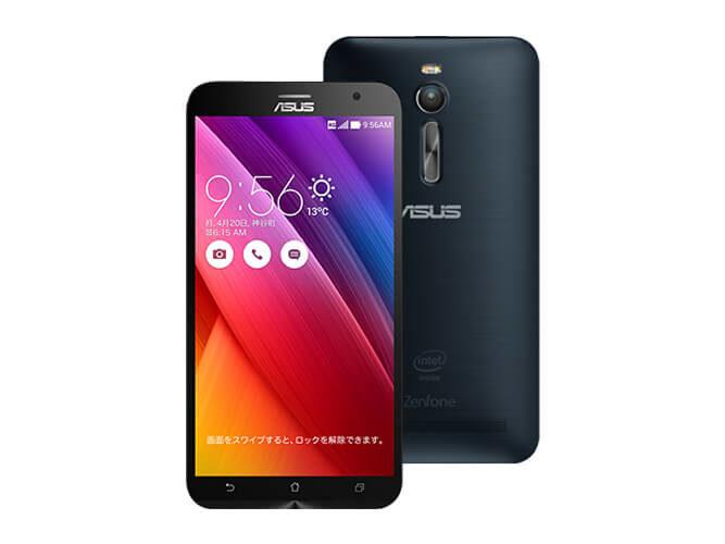 ASUS ZenFone2 ZE551ML RAM4GB 楽天モバイル の買取価格