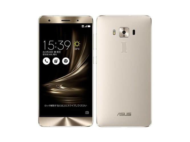 ASUS ZenFone3 Deluxe Dual SIM ZS570KL ROM32GB RAM4GB 海外版 の買取価格