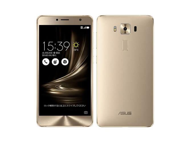 ASUS ZenFone3 Deluxe ZS550KL 国内版 の買取価格