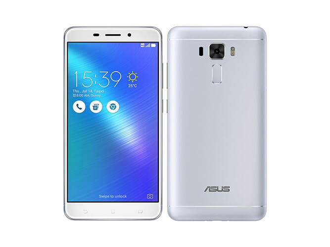 ASUS ZenFone3 Laser ZC551KL の買取価格