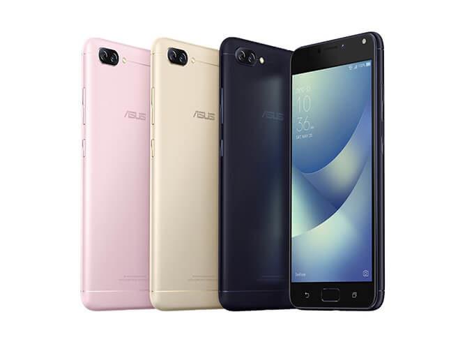 ASUS ZenFone4 Max Pro ZC554KL RAM4GB 国内版 の買取価格