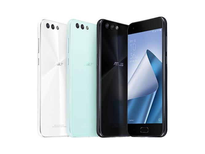 ASUS ZenFone4 ZE554KL RAM6GB 海外版 の買取価格