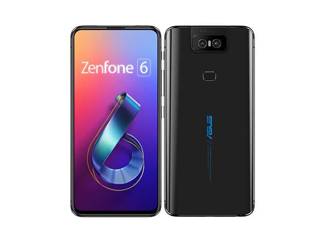 ASUS Zenfone6 ZS630KL RAM8GB 海外版 の買取価格