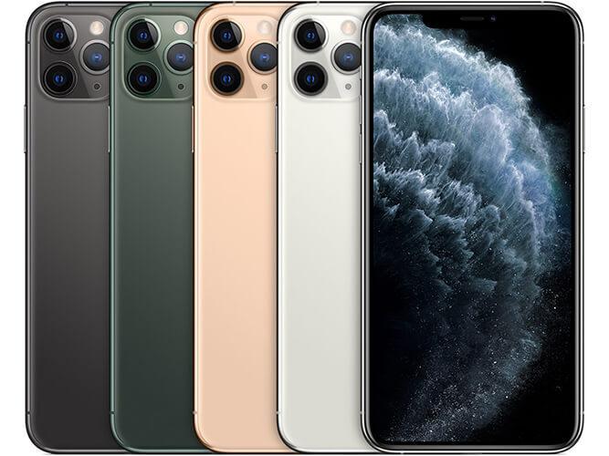 Apple iPhone11 Pro Max SIM フリー の買取価格