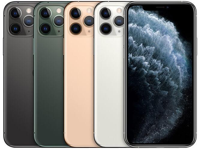 Apple iPhone11 Pro au の買取価格