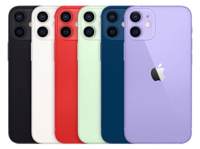 Apple iPhone12 mini 64GB Softbank の買取価格
