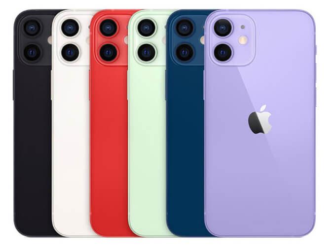 Apple iPhone12 mini 海外版 SIM フリー の買取価格