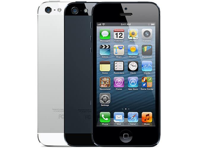 Apple iPhone5 au の買取価格
