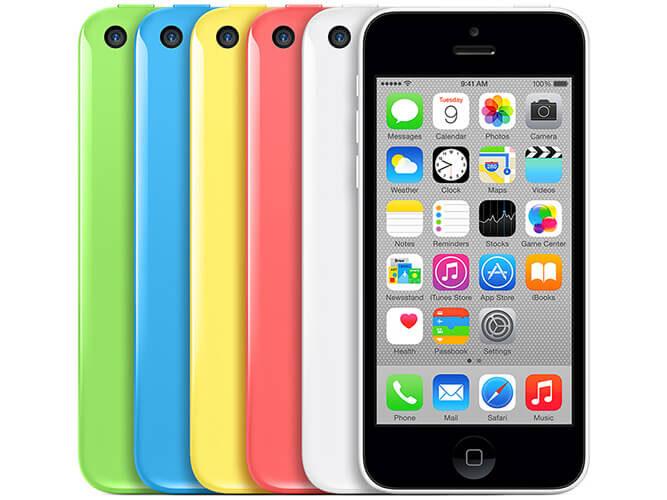 Apple iPhone5c SIM フリー の買取価格