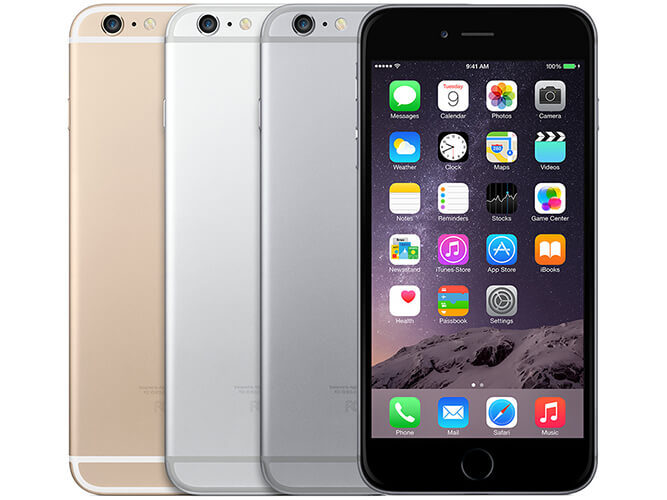 Apple iPhone6 Plus Softbank の買取価格