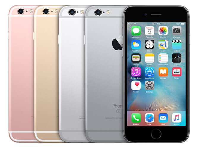 Apple iPhone6s au の買取価格