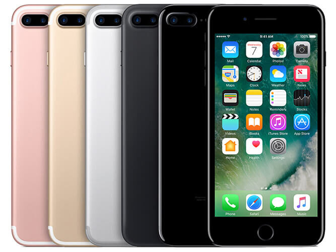 Apple iPhone7 Plus au の買取価格