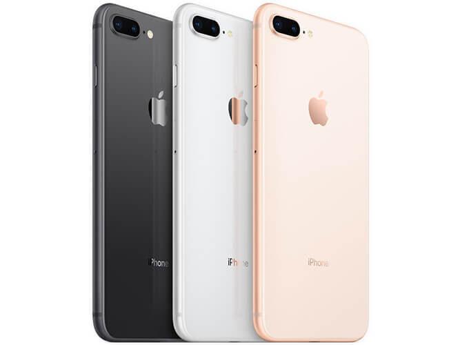 Apple iPhone8 Plus au の買取価格
