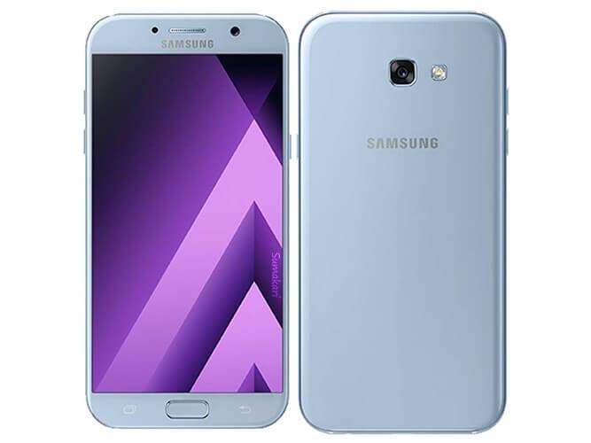 Galaxy A7 2017 SM-A720 SAMSUNG の買取価格