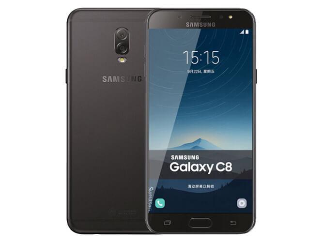 Galaxy C8 Dual SIM SM-C7100 SAMSUNG の買取価格