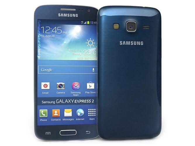 Galaxy Express2 G3815 LTE SAMSUNG の買取価格