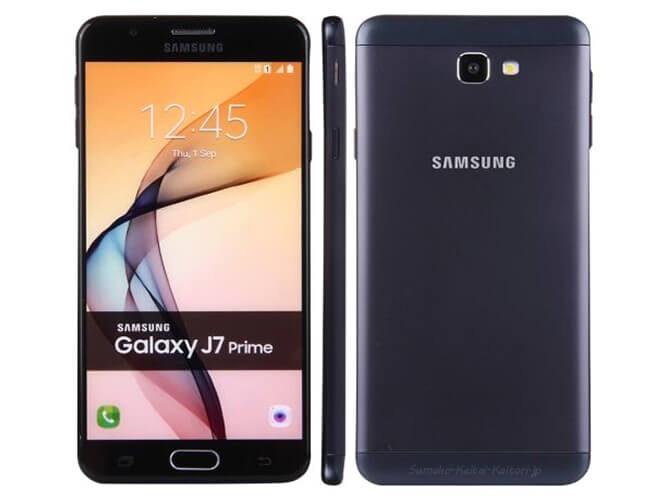Galaxy J7 Prime SAMSUNG の買取価格