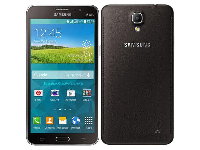 Galaxy Mega2 SM-G7508Q SAMSUNG の買取価格