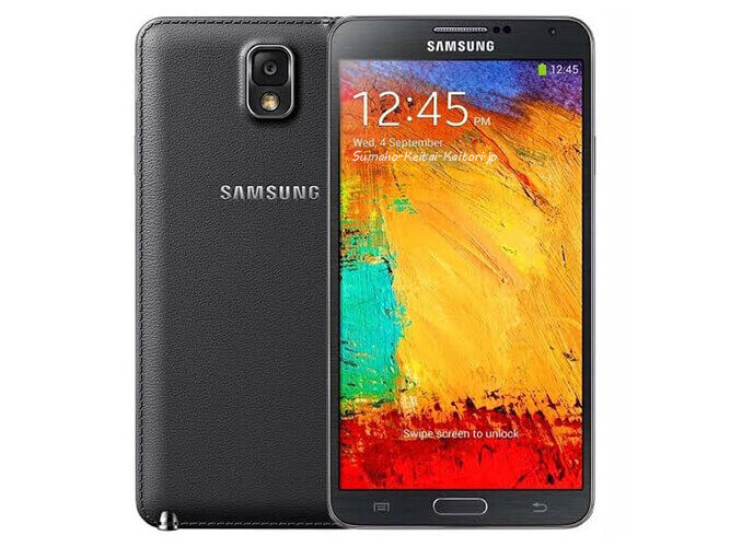 Galaxy Note3 N900 3G SAMSUNG の買取価格