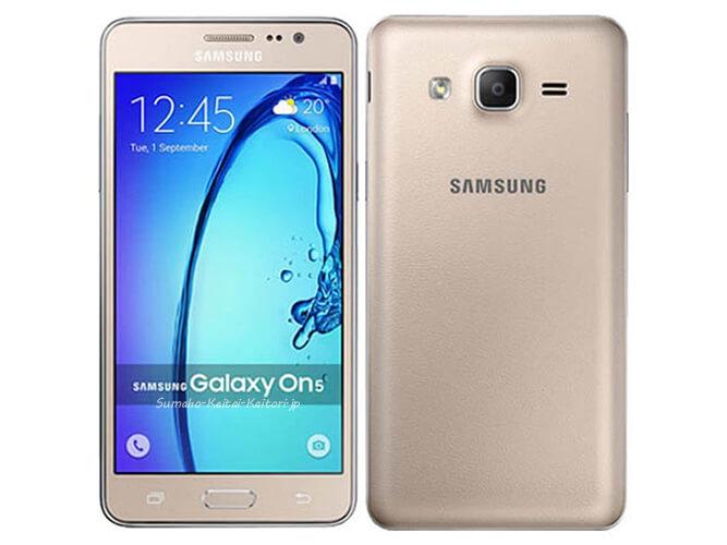Galaxy On5 SM-G5500 SAMSUNG の買取価格