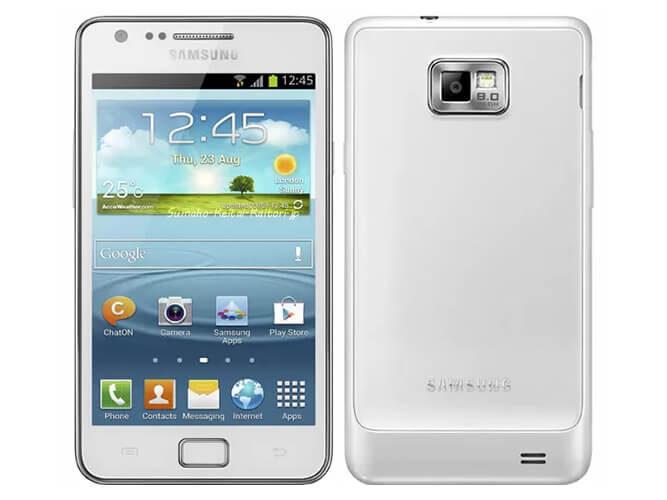 Galaxy S2 GT-I9100 SIMフリー SAMSUNG の買取価格