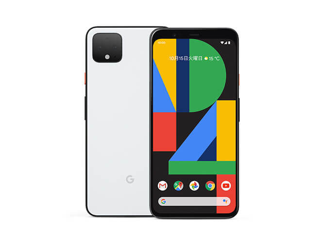 Google Pixel4 国内版 の買取価格