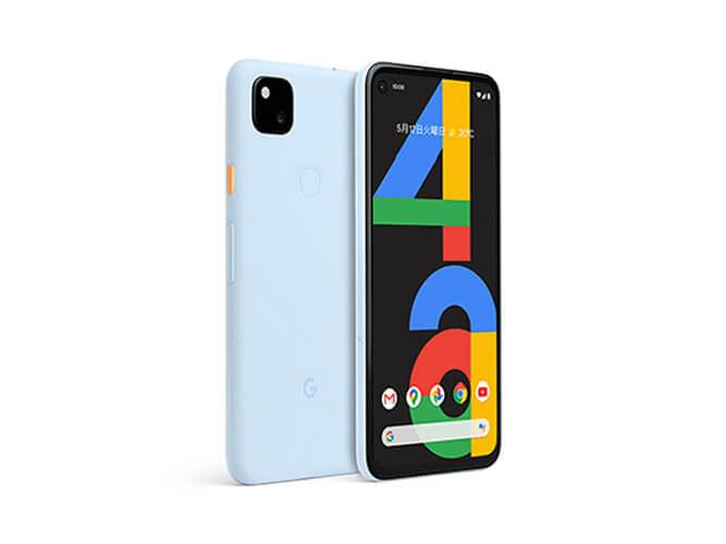 Google Pixel4a 国内版 の買取価格