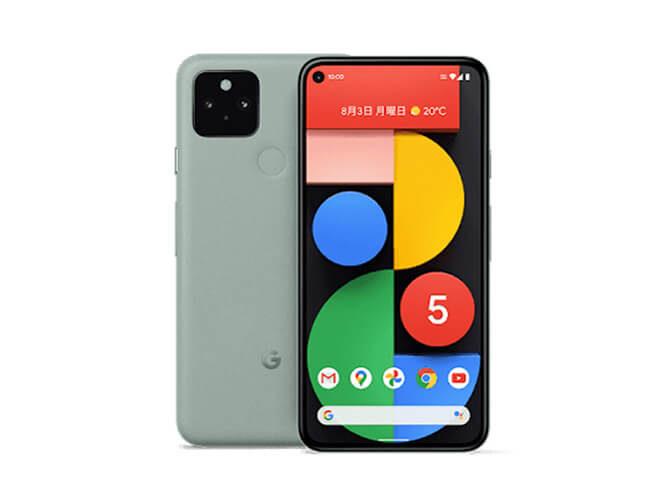 Google au Pixel5 の買取価格