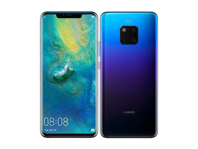 Huawei Mate20 Pro mineo 版 の買取価格