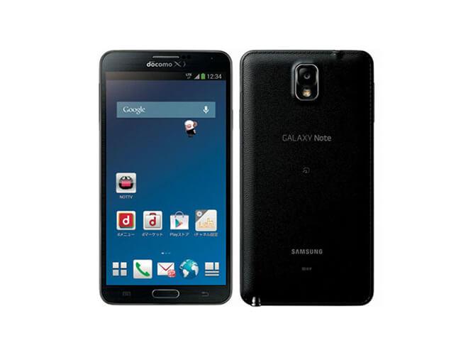 SAMSUNG docomo Galaxy Note3 SC-01F の買取価格