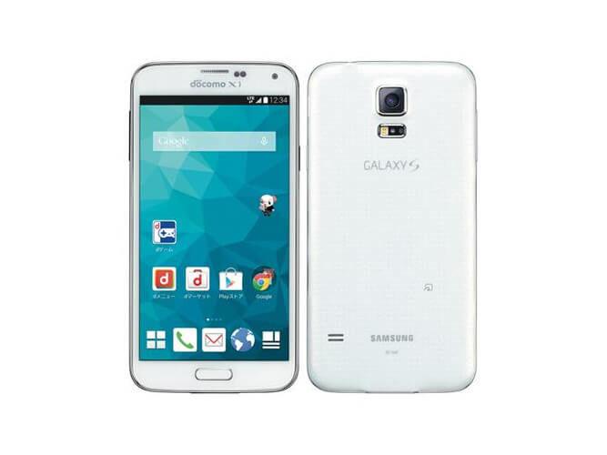 SAMSUNG Galaxy S5 SC-04F の買取価格