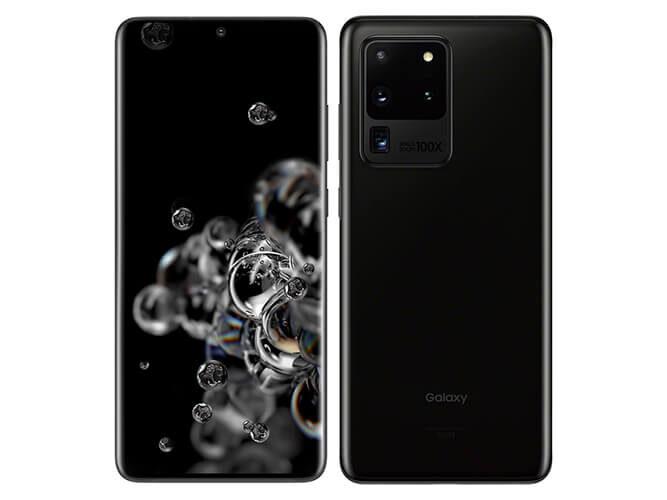 SAMSUNG au Galaxy S20 Ultra 5G SCG03 の買取価格