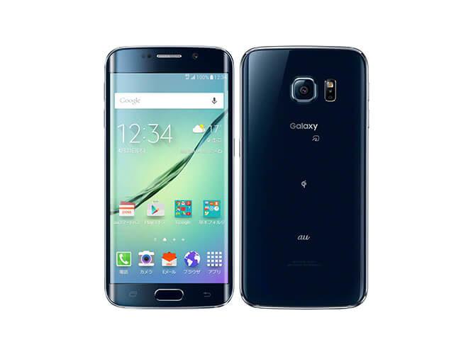 SAMSUNG au Galaxy S6 edge SCV31 の買取価格