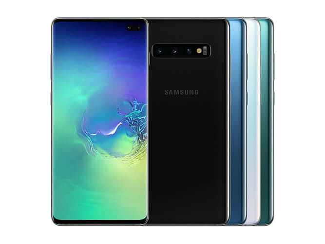 SAMSUNG Galaxy S10 Plus Dual-SIM SM-G9750 RAM12GB の買取価格