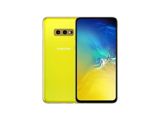SAMSUNG Galaxy S10e Dual-SIM SM-G9700 RAM8GB の買取価格