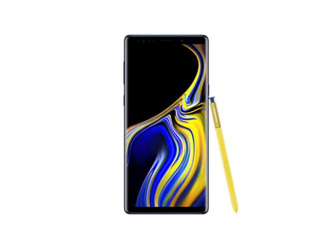 SAMSUNG Galaxy note9 Dual-SIM SM-N960FD の買取価格