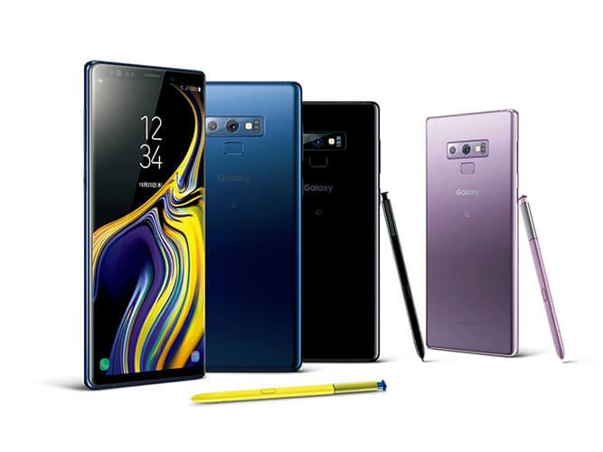 SAMSUNG au Galaxy Note9 SCV40 の買取価格