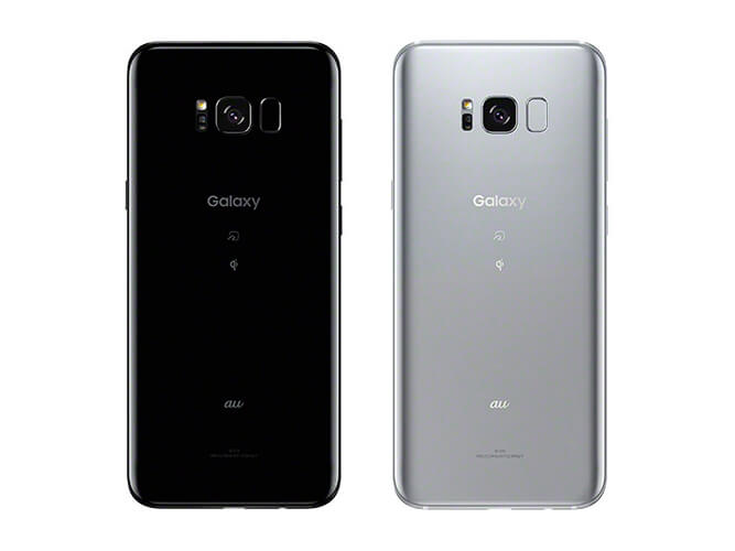 SAMSUNG au Galaxy S8+ SCV35 の買取価格