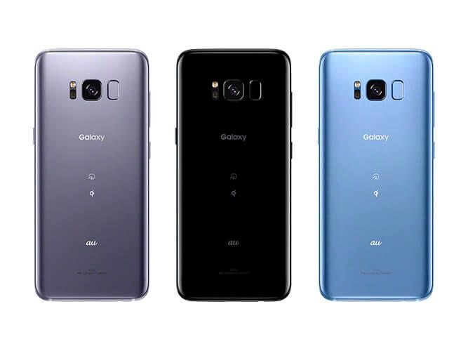 SAMSUNG au Galaxy S8 SCV36 の買取価格