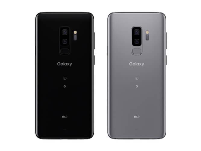 SAMSUNG au Galaxy S9+ SCV39 の買取価格
