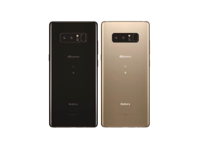 SAMSUNG docomo Galaxy Note8 SC-01K の買取価格