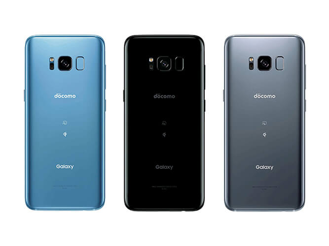 SAMSUNG docomo Galaxy S8 SC-02J の買取価格