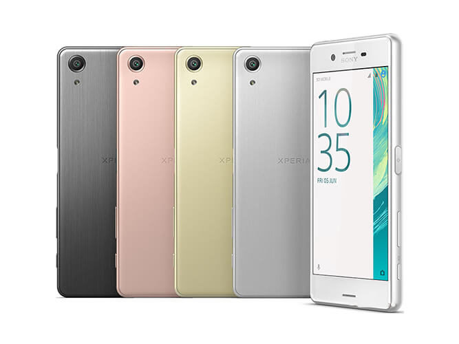 SONY Xperia X Compact F5321 の買取価格